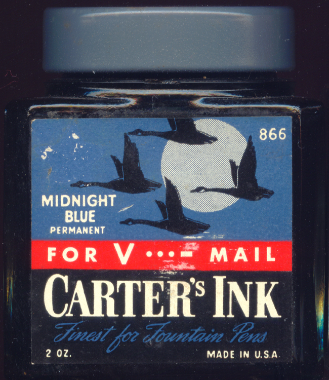 Midnight Blue Permanent for V-Mail